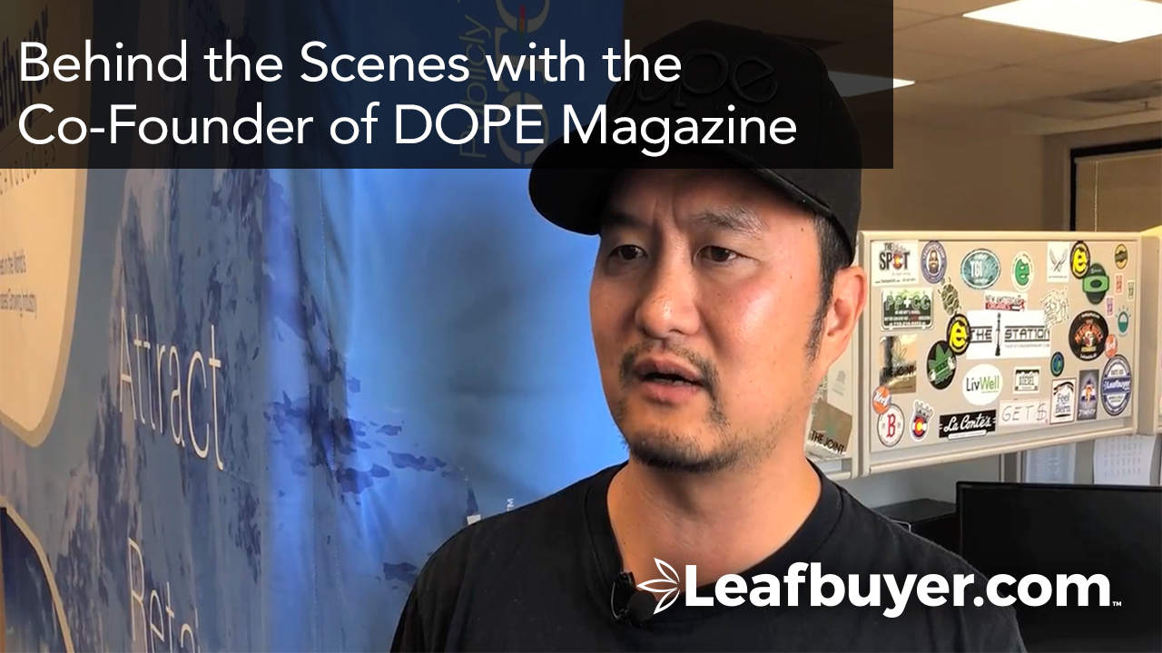 dope magazine co founder at leafbuyer