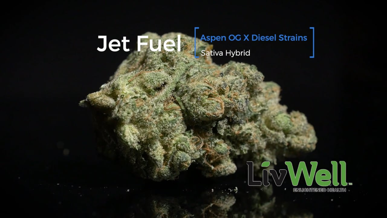Jet Fuel Cannabis Strain Review Video