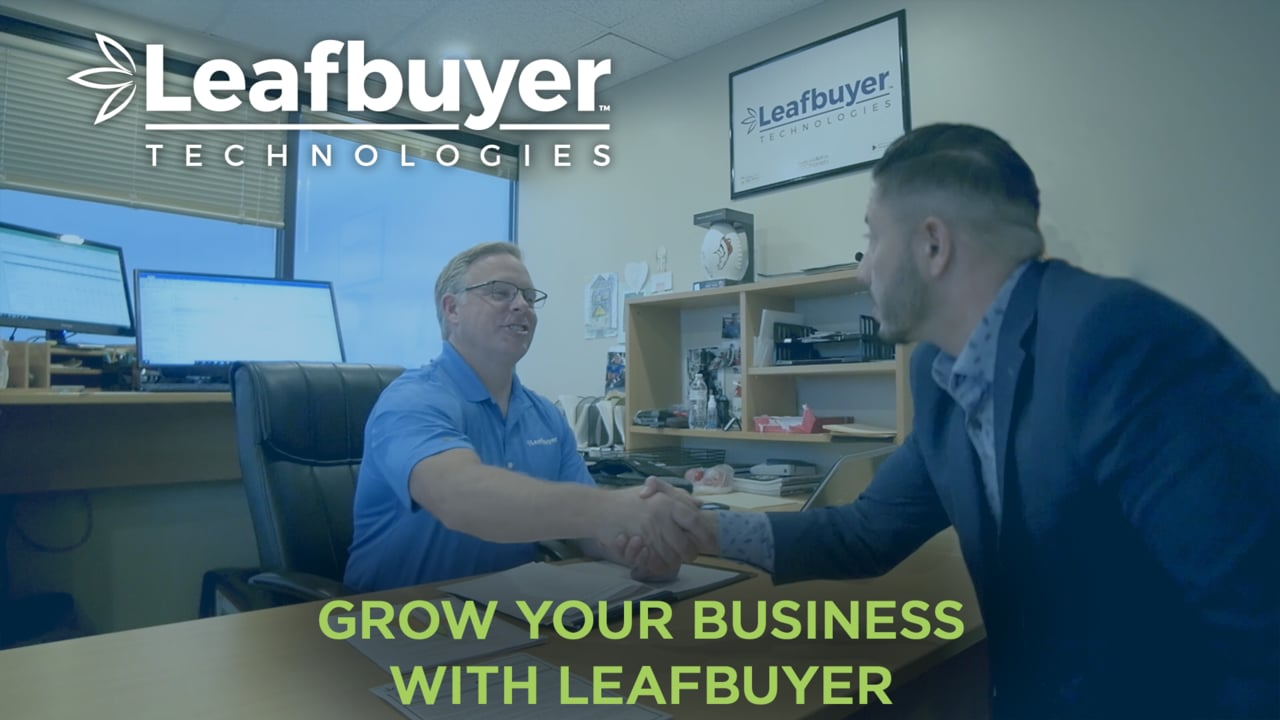 grow your business with leafbuyer